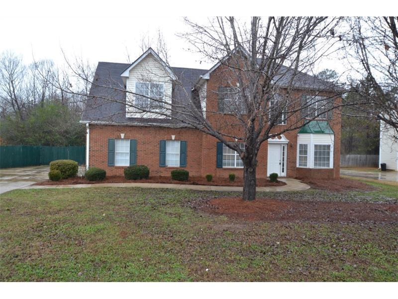 4904 W Saddle Ridge Drive #4904, Lithonia, GA 30038 (MLS #5762608) :: North Atlanta Home Team
