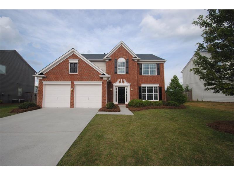 8130 Lockslay Way #8130, Suwanee, GA 30024 (MLS #5762620) :: North Atlanta Home Team
