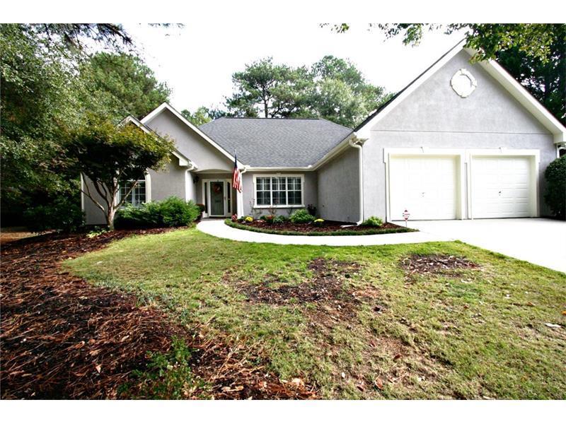 580 Briar Run Court, Loganville, GA 30052 (MLS #5762653) :: North Atlanta Home Team