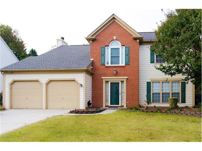 5910 Haterleigh Drive, Alpharetta, GA 30005 (MLS #5762670) :: North Atlanta Home Team