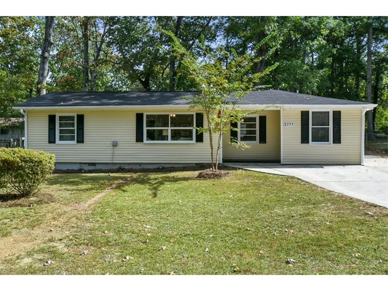 2771 Old Concord Road, Smyrna, GA 30082 (MLS #5762673) :: North Atlanta Home Team