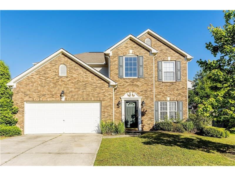 5533 Village Trace, Union City, GA 30291 (MLS #5762698) :: North Atlanta Home Team