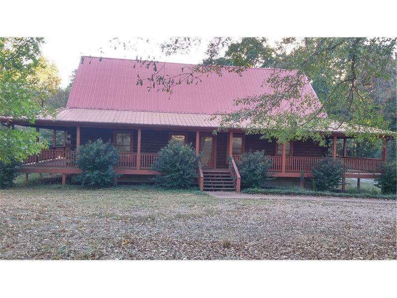 345 Marshall Clark Road, Hoschton, GA 30548 (MLS #5762700) :: North Atlanta Home Team
