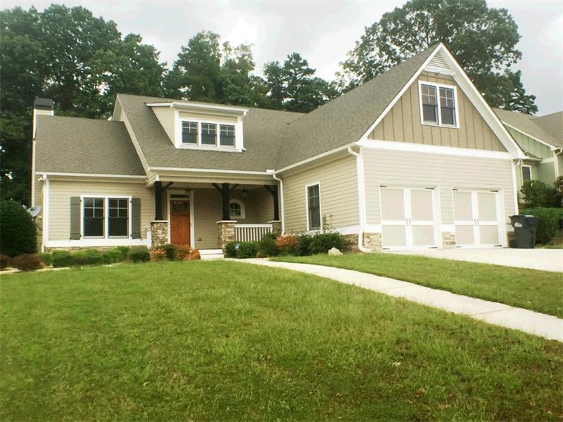 2069 Stone Pointe Drive NW -, Kennesaw, GA 30152 (MLS #5762724) :: North Atlanta Home Team