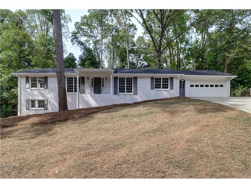 7270 Wynhill Drive, Atlanta, GA 30328 (MLS #5762742) :: North Atlanta Home Team