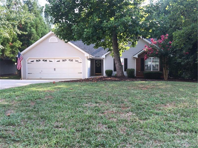 6067 Cane Crossing Drive, Gainesville, GA 30507 (MLS #5762769) :: North Atlanta Home Team
