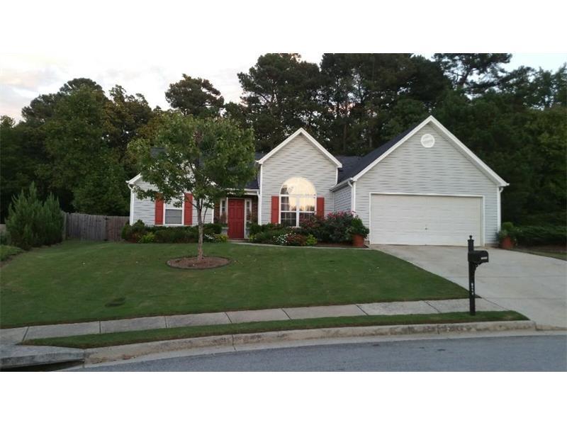 1055 Brighton Cove Trail, Lawrenceville, GA 30043 (MLS #5762783) :: North Atlanta Home Team