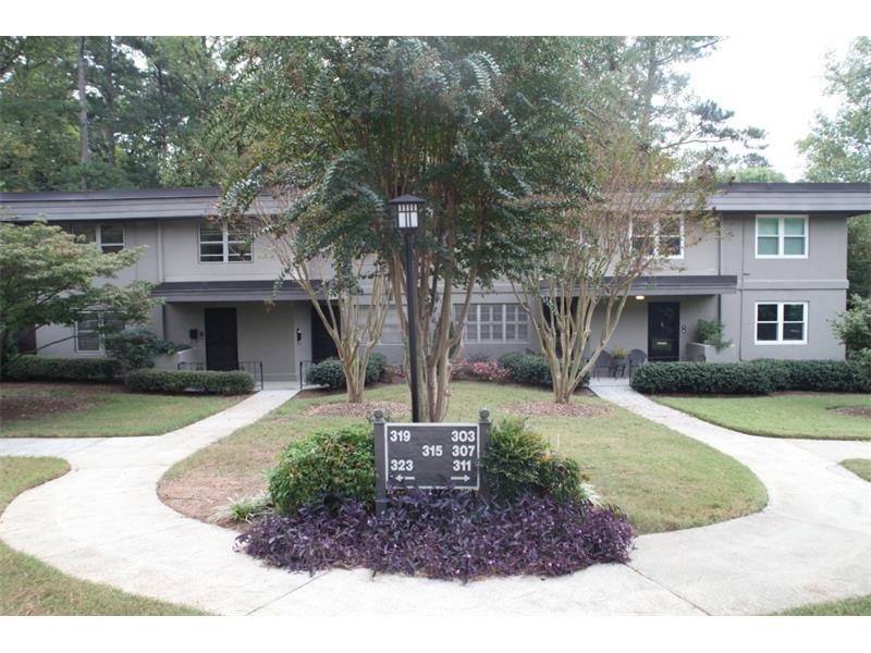 315 Lakemoore Drive A, Atlanta, GA 30342 (MLS #5762809) :: North Atlanta Home Team