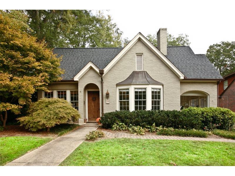 14 Exeter Road, Avondale Estates, GA 30002 (MLS #5762817) :: North Atlanta Home Team