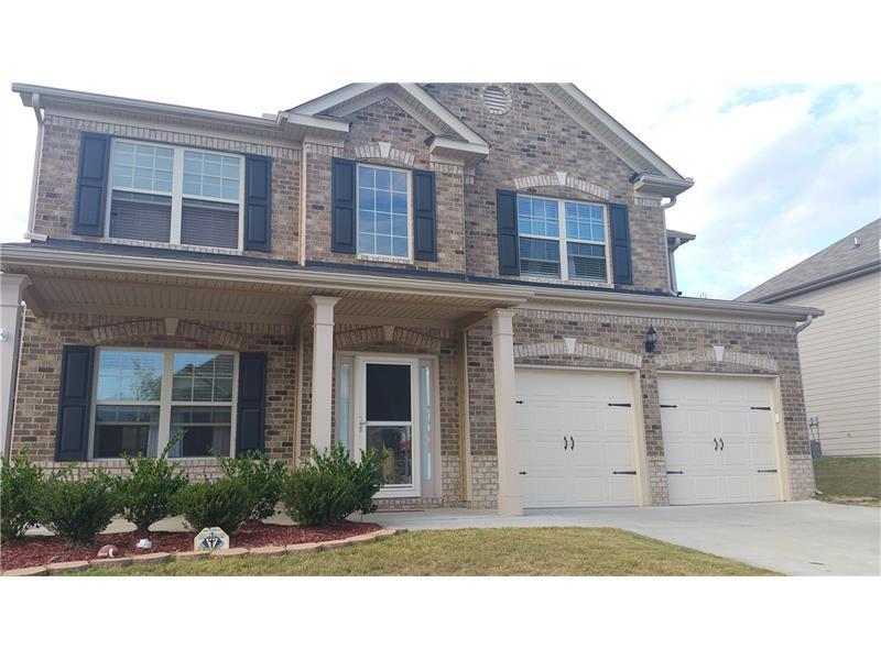 1320 Rose Terrace Circle, Loganville, GA 30052 (MLS #5762819) :: North Atlanta Home Team