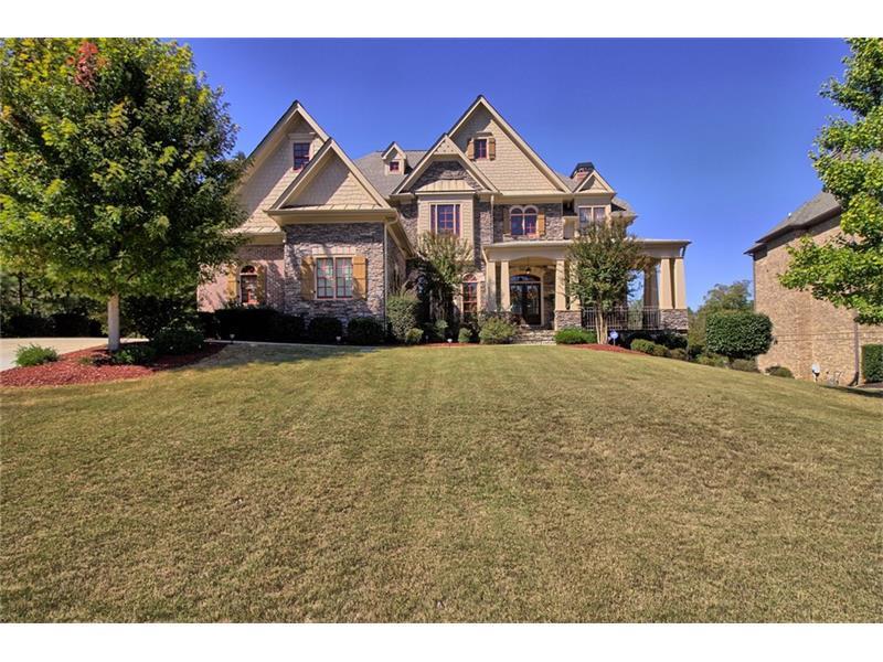 5290 Brookhollow Drive, Douglasville, GA 30135 (MLS #5762929) :: North Atlanta Home Team