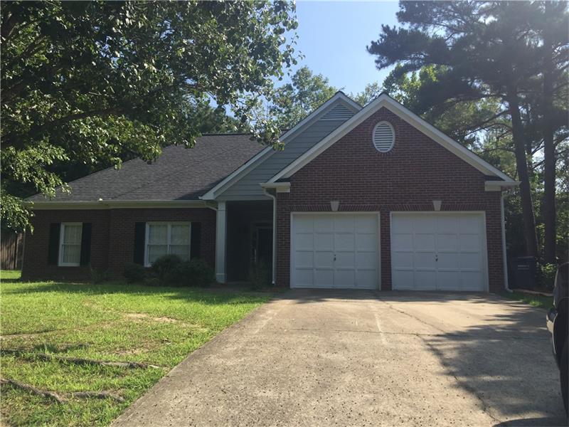 1565 Cooks Pond Drive, Powder Springs, GA 30127 (MLS #5763015) :: North Atlanta Home Team