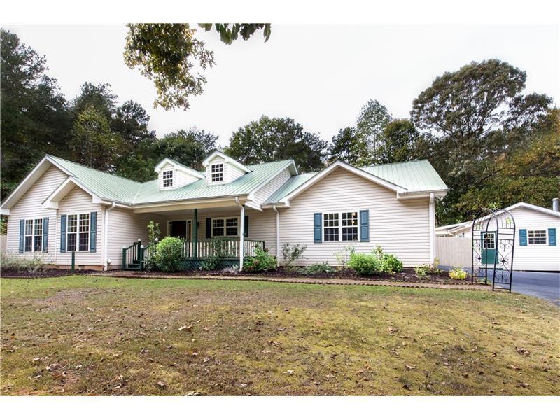 129 Savannah Ridge Trail, Demorest, GA 30535 (MLS #5763029) :: North Atlanta Home Team