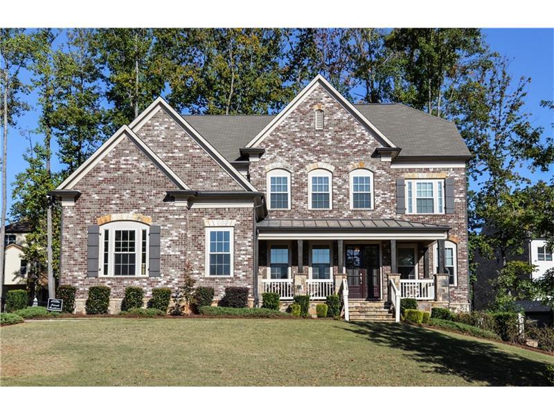 1605 Glenhaven Way, Lawrenceville, GA 30043 (MLS #5763124) :: North Atlanta Home Team