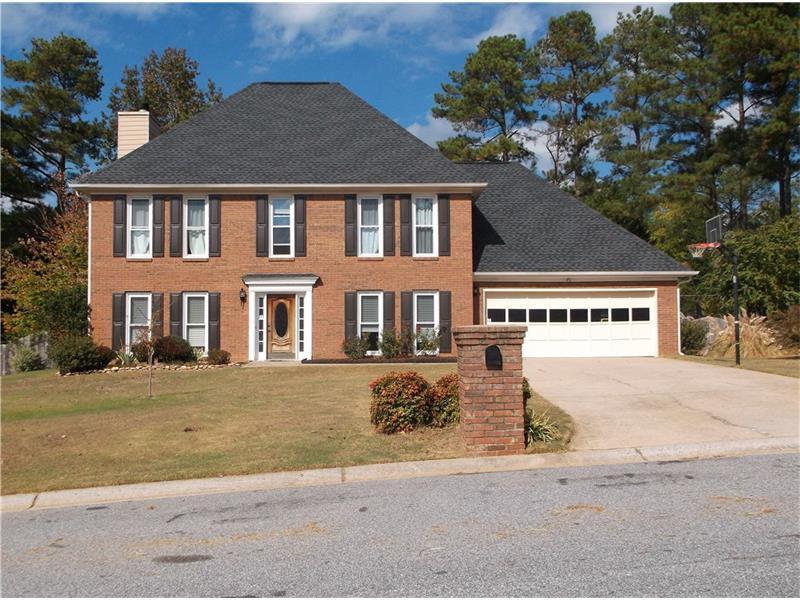 1075 Johnslanding Court, Lawrenceville, GA 30045 (MLS #5763130) :: North Atlanta Home Team