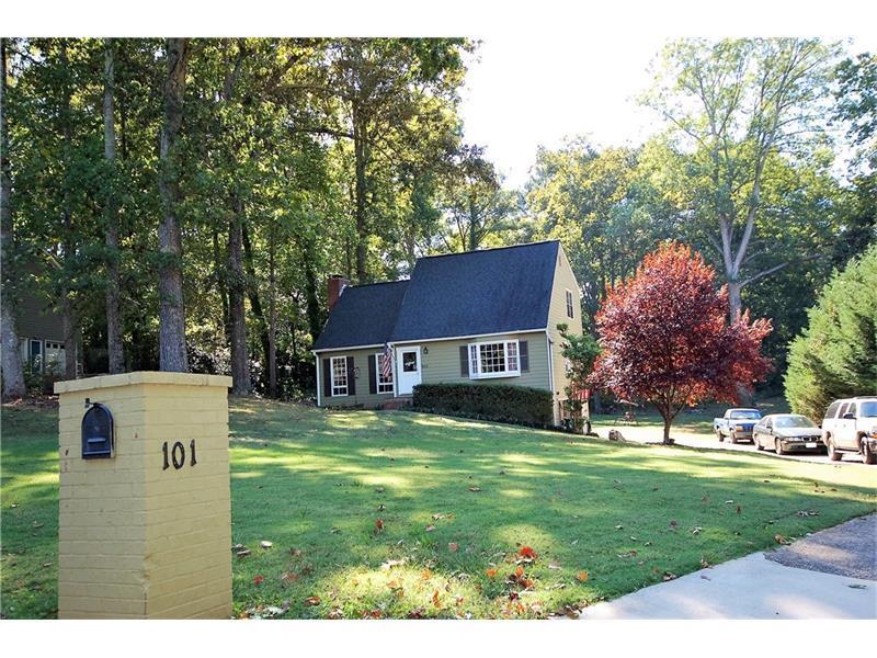 101 Lake Somerset Crest, Marietta, GA 30064 (MLS #5763194) :: North Atlanta Home Team