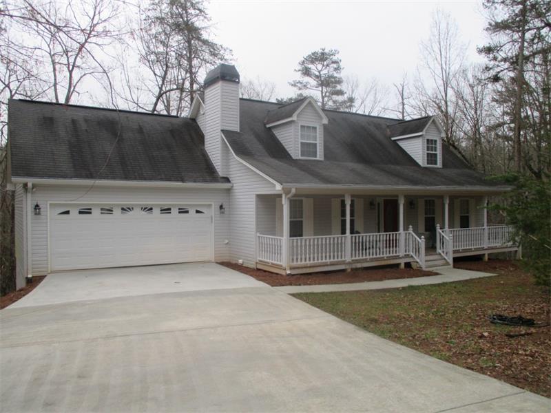 118 River View Trail E, Dahlonega, GA 30533 (MLS #5763195) :: North Atlanta Home Team