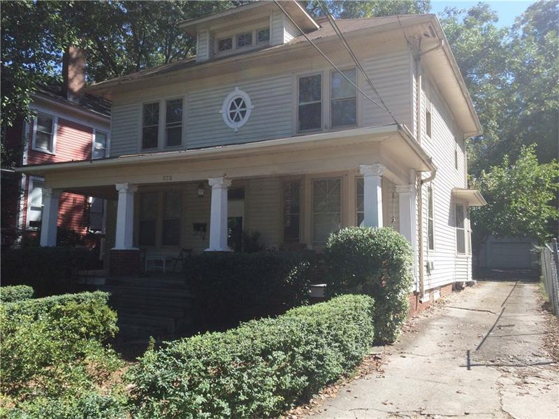 273 9th Street NE, Atlanta, GA 30309 (MLS #5763252) :: North Atlanta Home Team