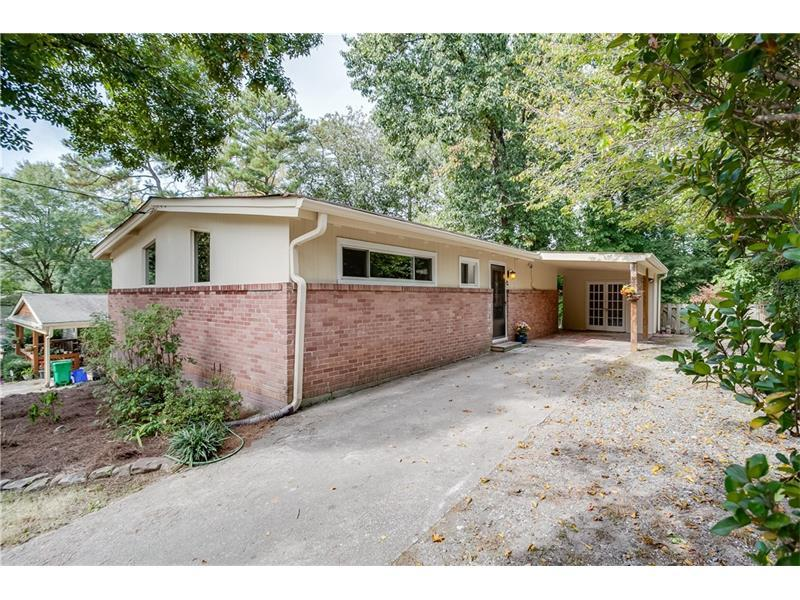 2123 Drew Valley Road NE, Brookhaven, GA 30319 (MLS #5763265) :: North Atlanta Home Team