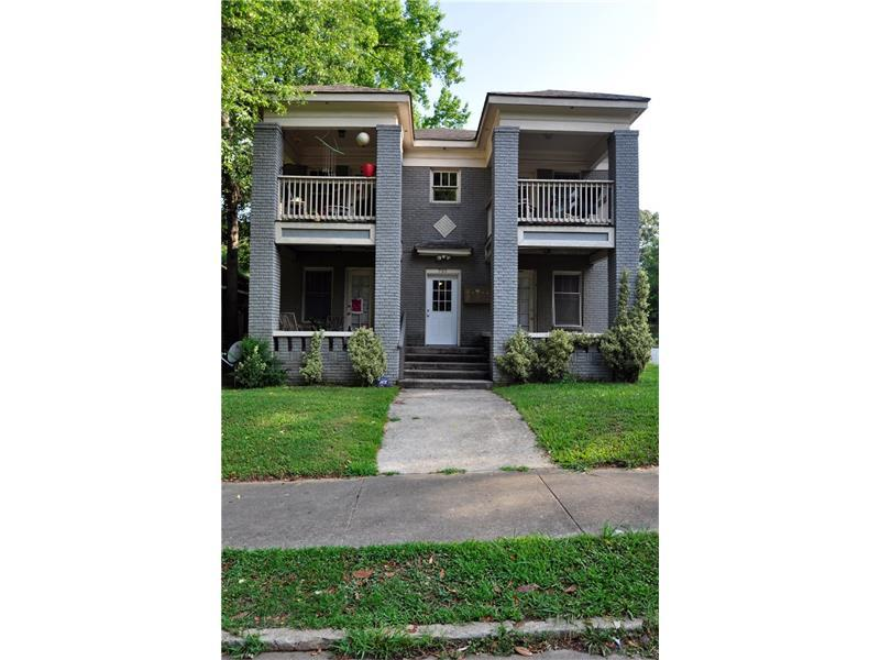 725 Catherine Street SW #4, Atlanta, GA 30310 (MLS #5763269) :: North Atlanta Home Team