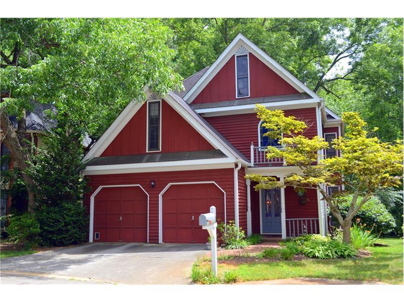 1445 Briers Drive, Stone Mountain, GA 30083 (MLS #5763299) :: North Atlanta Home Team