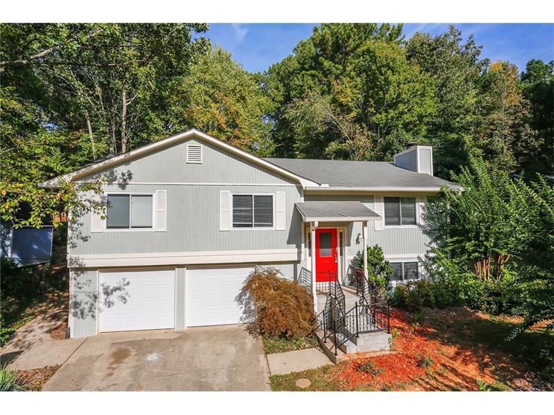 4212 W Mill Trail NW, Kennesaw, GA 30152 (MLS #5763352) :: North Atlanta Home Team