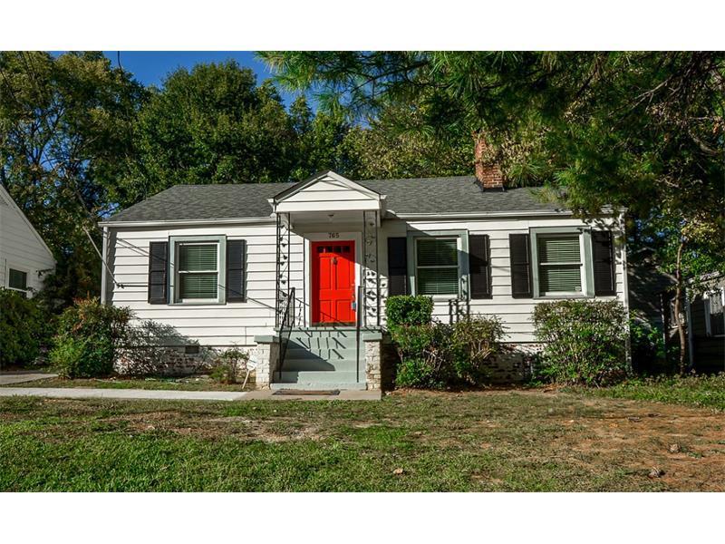 765 Berkeley Avenue NW, Atlanta, GA 30318 (MLS #5763488) :: North Atlanta Home Team