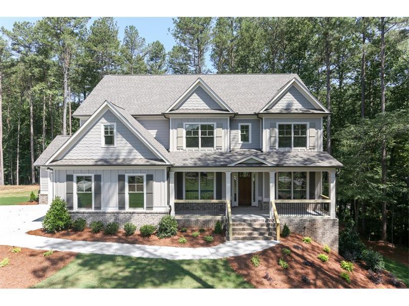 16655 Freemanville Road, Milton, GA 30004 (MLS #5763489) :: North Atlanta Home Team