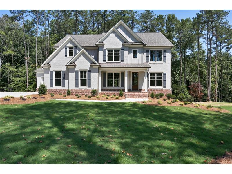 16645 Freemanville Road, Milton, GA 30004 (MLS #5763492) :: North Atlanta Home Team