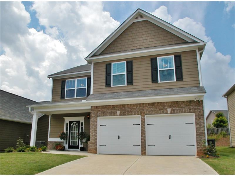 111 Ivey Township Drive, Dallas, GA 30132 (MLS #5763500) :: North Atlanta Home Team