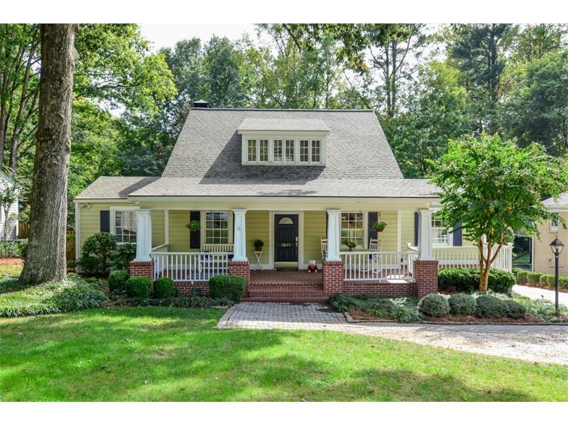 1549 Trentwood Place NE, Brookhaven, GA 30319 (MLS #5763507) :: North Atlanta Home Team