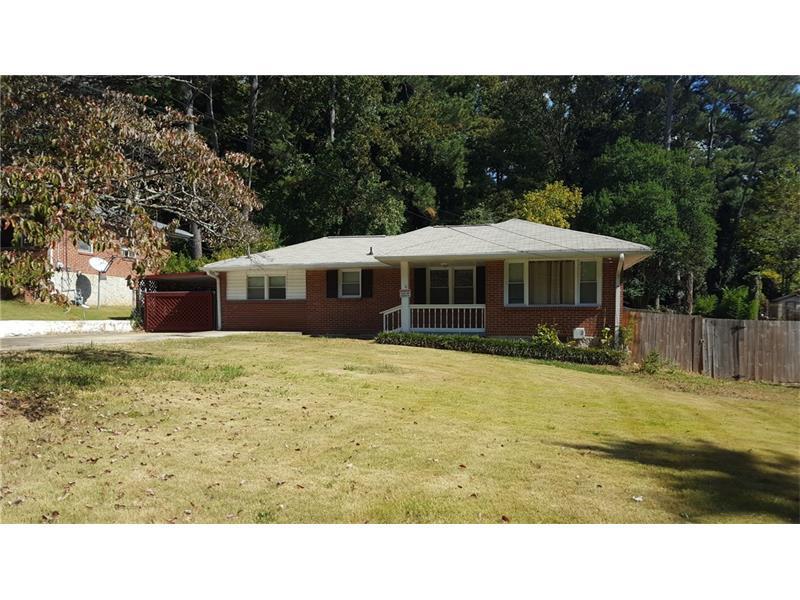 1996 Glendale Drive, Decatur, GA 30032 (MLS #5763521) :: North Atlanta Home Team