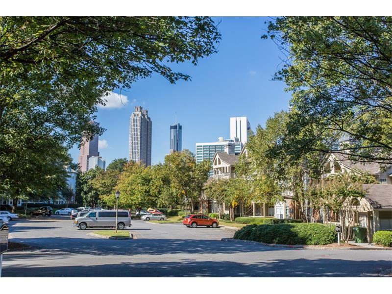 813 Mcgill Park Avenue NE #813, Atlanta, GA 30312 (MLS #5763569) :: North Atlanta Home Team