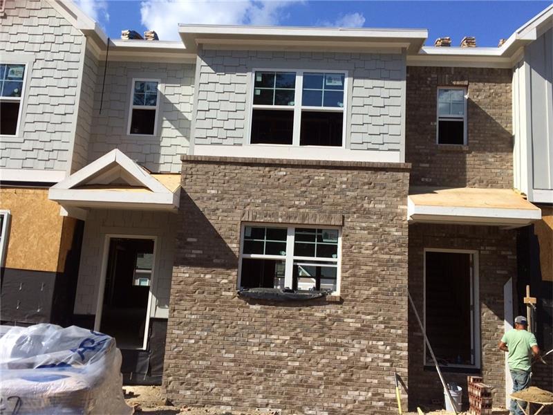 257 Aventine Lane #4, Smyrna, GA 30082 (MLS #5763604) :: North Atlanta Home Team