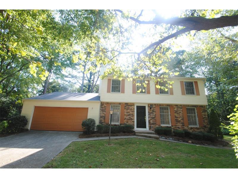 445 North Pond Trail #445, Roswell, GA 30076 (MLS #5763631) :: North Atlanta Home Team