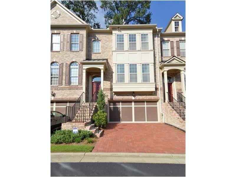 3695 E Paces Walk NE #3695, Atlanta, GA 30326 (MLS #5763663) :: North Atlanta Home Team