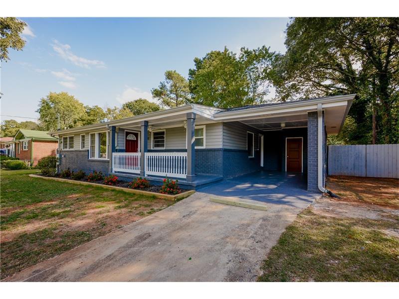 2865 Lynda Place, Decatur, GA 30032 (MLS #5763665) :: North Atlanta Home Team