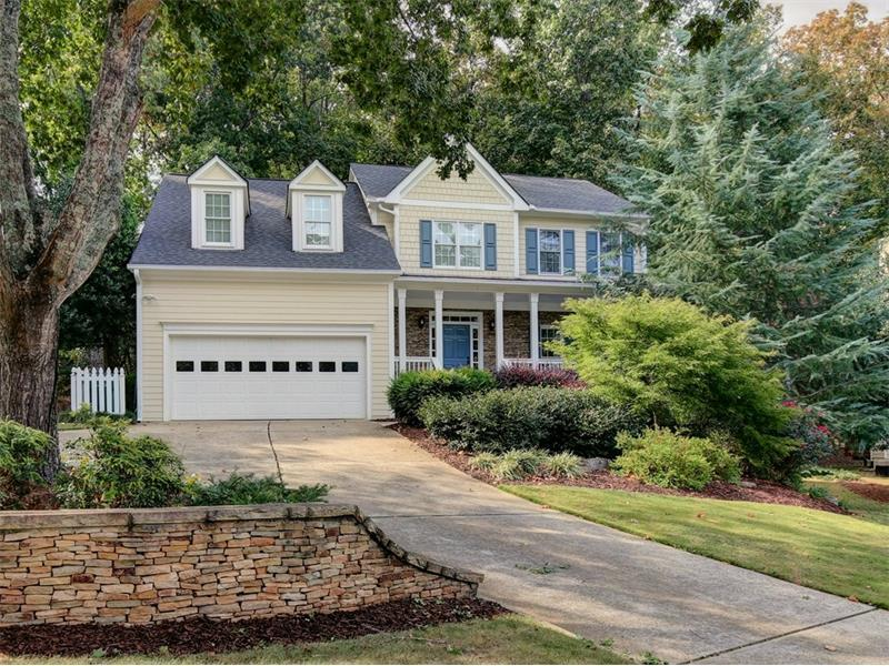 4111 Devon Wood Drive, Marietta, GA 30066 (MLS #5767334) :: Carrington Real Estate Services