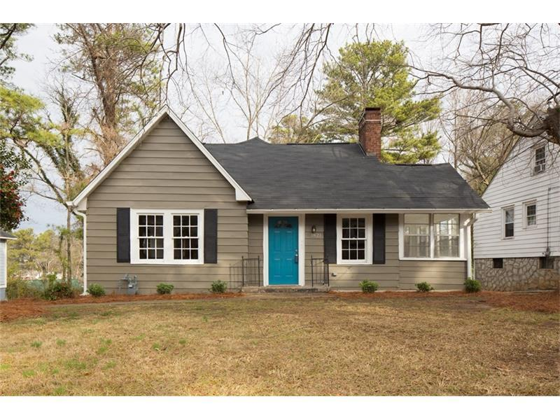 1821 Avon Avenue SW, Atlanta, GA 30311 (MLS #5774699) :: Carrington Real Estate Services