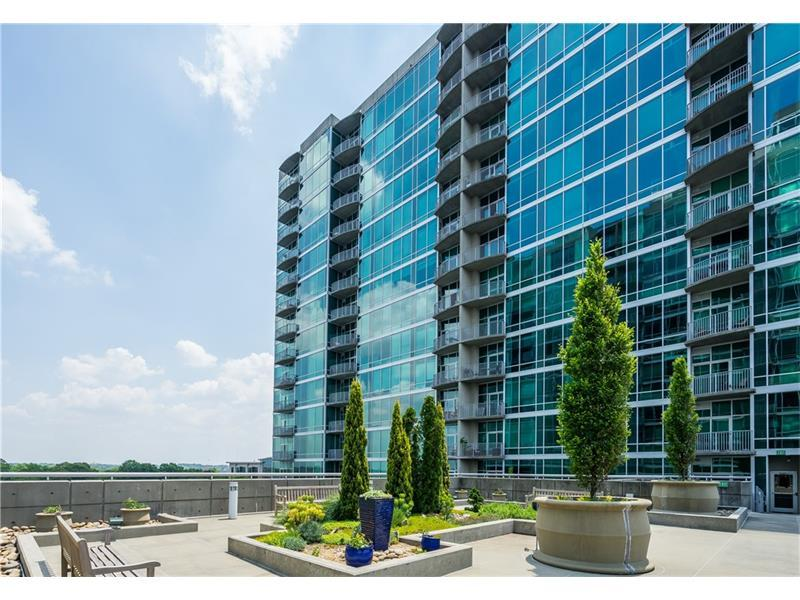 943 Peachtree Street NE #814, Atlanta, GA 30309 (MLS #5781451) :: Carrington Real Estate Services