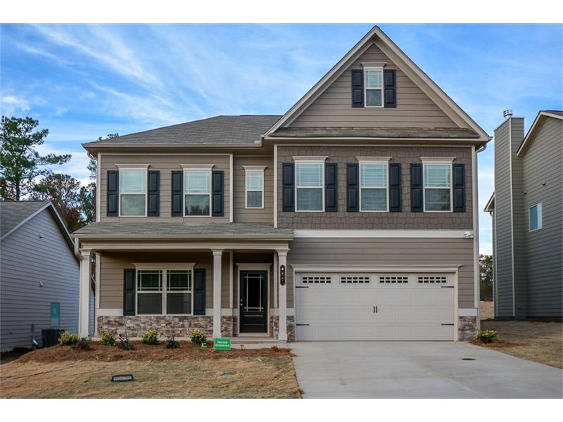 610 Country Ridge Drive, Hoschton, GA 30548 (MLS #5781549) :: Carrington Real Estate Services