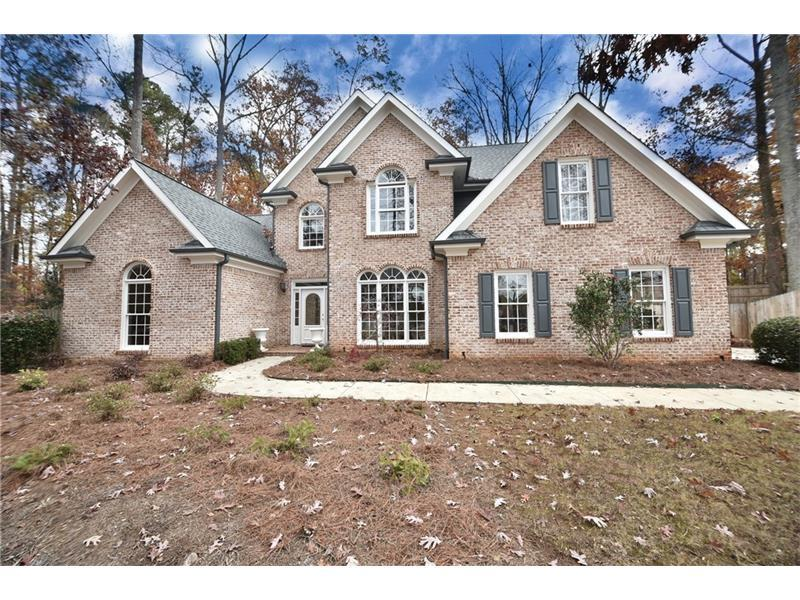 246 Dogwood Walk Lane, Norcross, GA 30071 (MLS #5782113) :: Carrington Real Estate Services