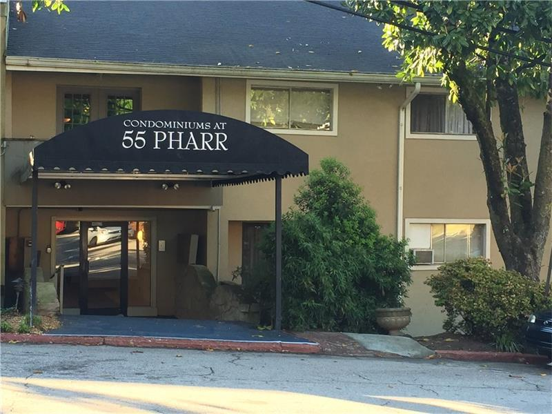 55 Pharr Road SW E103, Atlanta, GA 30305 (MLS #5787172) :: Carrington Real Estate Services