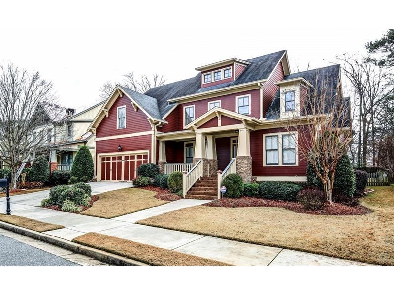 1711 Carrington Pointe, Tucker, GA 30084 (MLS #5788586) :: Carrington Real Estate Services