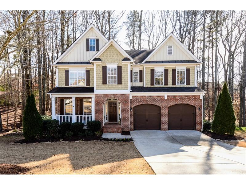3055 N Vaughan Drive, Cumming, GA 30041 (MLS #5789284) :: Carrington Real Estate Services