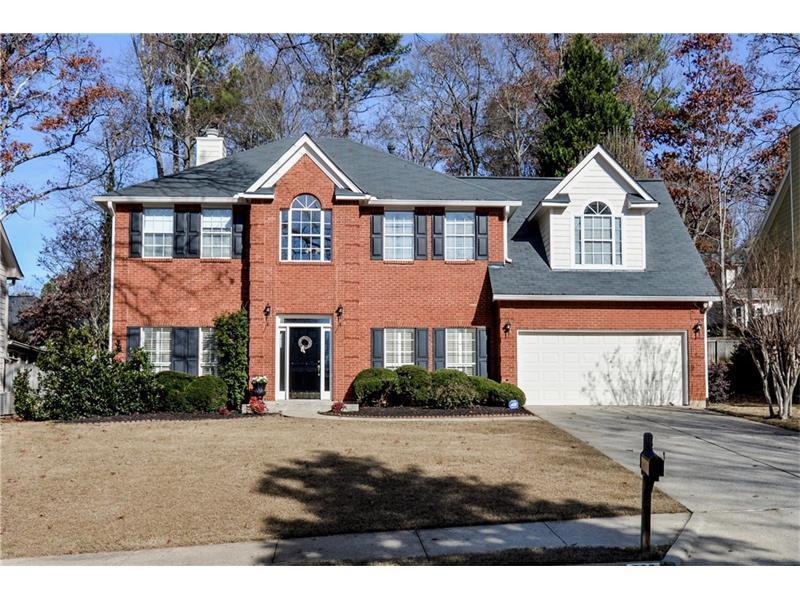 330 Greenmont Circle, Alpharetta, GA 30009 (MLS #5789385) :: Carrington Real Estate Services