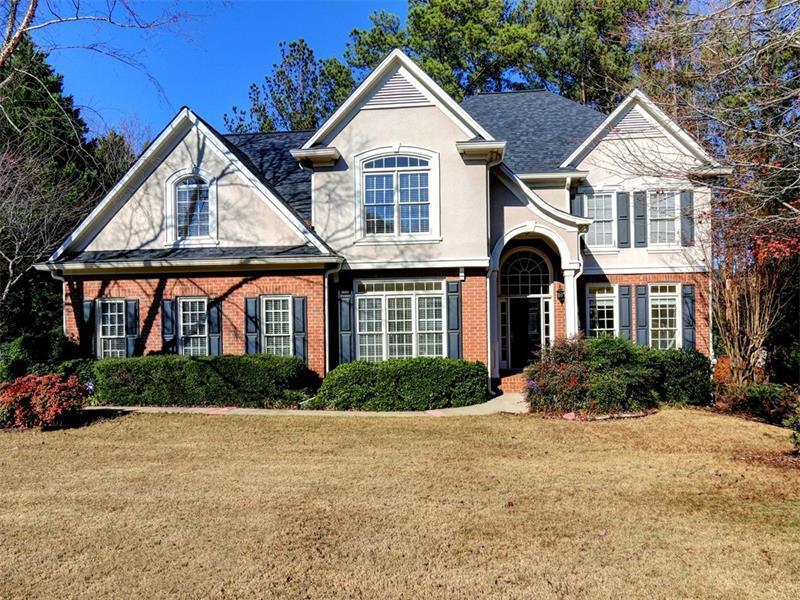 515 Mellbrook Lane, Johns Creek, GA 30005 (MLS #5789603) :: Carrington Real Estate Services