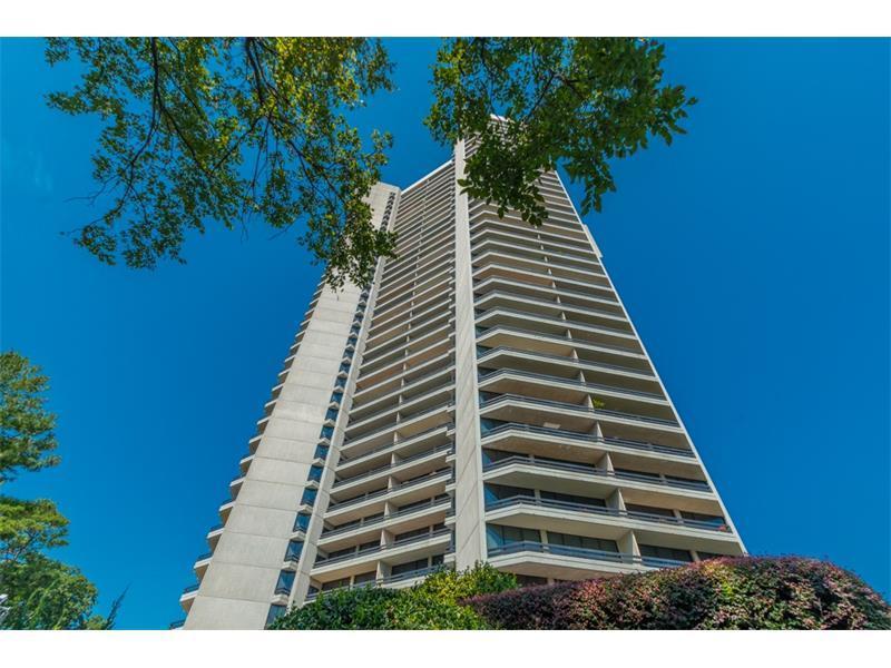 2660 Peachtree Road NW 22B, Atlanta, GA 30305 (MLS #5789647) :: Carrington Real Estate Services