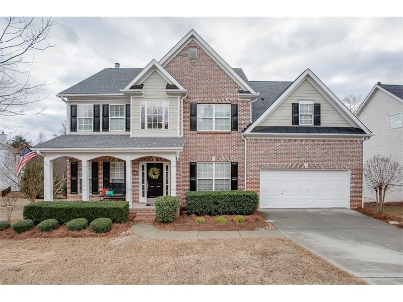 4132 Morning Rise Drive, Suwanee, GA 30024 (MLS #5789655) :: Carrington Real Estate Services