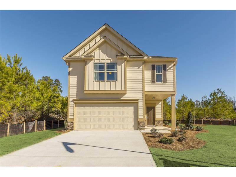 7121 Creeksong Drive, Douglasville, GA 30134 (MLS #5789662) :: Carrington Real Estate Services